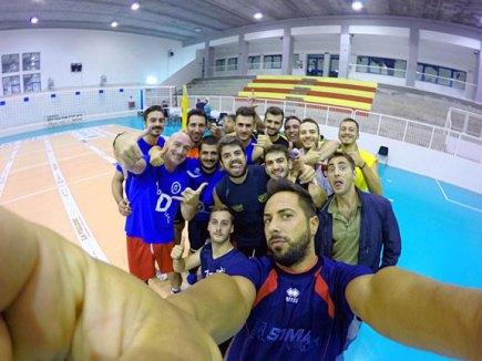 alliste-volley-selfie