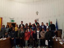 Consiglio comunale baby 2016 Casarano