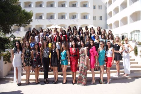 Miss Mondo Italia 2017 le 50 finaliste