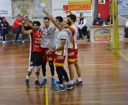 La Pag Volley Taviano (foto di Francesca Cezza)