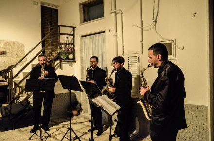 Apulia Brass quartet