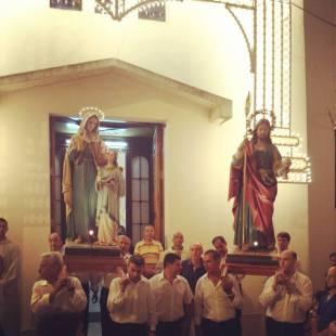 Festa Sant'Anna e San Pantaleone a Parabita
