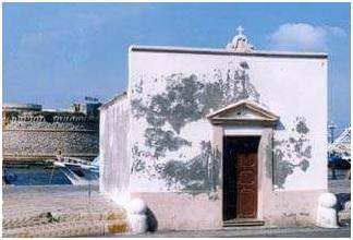 chiesetta santa cristina prima del restauro