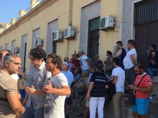 protesta commercianti gallipoli3