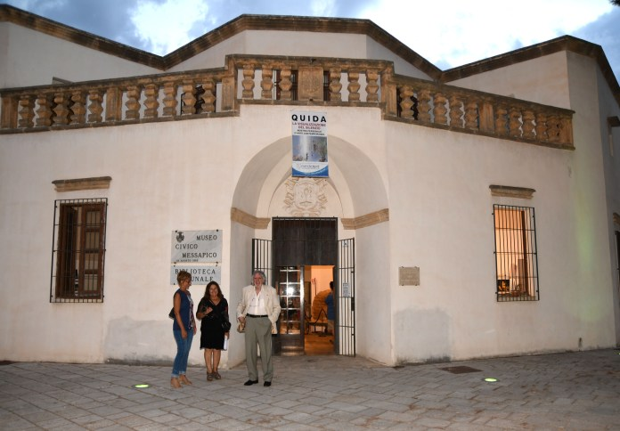 L'inaugurazione della mostra al museo civico (2)