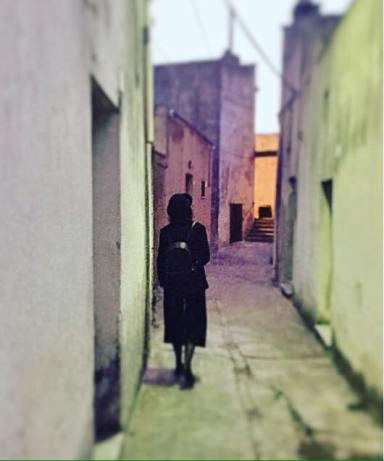 passeggiata Salve con Sherazade