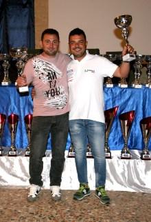 Adamuccio - Tridici premiazione (foto Andrea Calsolaro)