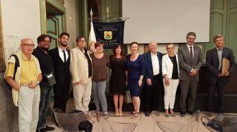 Premiato il prof. Luciano Tarricone (2)