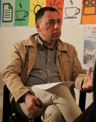Sebastiano Zenobini (foto Vanessa Chirivì)