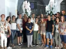 madonna delle grazie decoratori via roma 2017