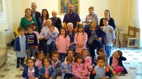 Festa dei nonni al Centro di solidarietà (2)