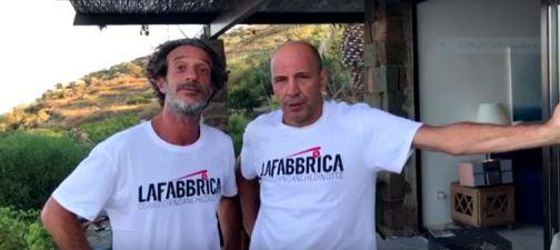 SALVO FICARRA E ALDO BAGLIO