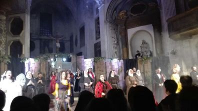 San Francesco a teatro5