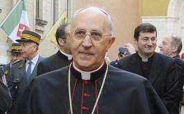 Il cardinale Filoni