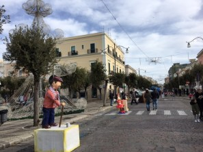 corso Roma mostra Pupi 2017