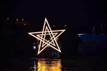 stella cometa dal mare