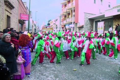 Carnevale a Casarano