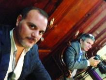 Fabio Marigliano e Gigi Garofalo