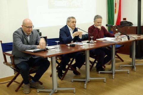 Figilo con Attili Palma, Vincenzo Magistà e Fernando D'aprile