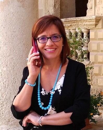 Monia Casarano - dirigente Liceo Classico Casarano