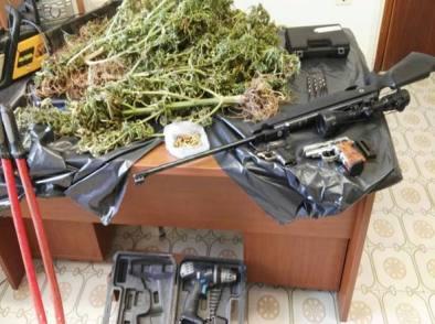 Sandro Musardo - sequestro armi e droga