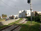 La ferrovia e lungomare Marconi