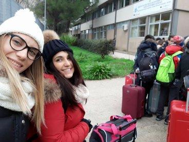Paola Fais e Luana Prontera