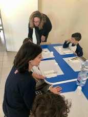 pranzo con i bambini della materna - patù (1)