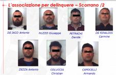 Arresti Scorrano 2