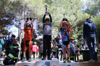 Gallipoli - X country ciclismo - trofeo Caroli Hotels