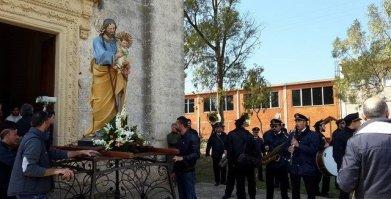 La festa di San Giuseppe a Salignano