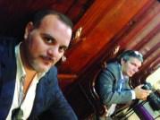 Fabio Marigliano e Gigi Garafolo - collettivo Xima Casarano