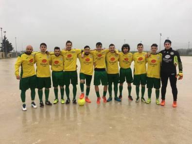 La Soccer dream Parabita nella gara sospesa a Noha