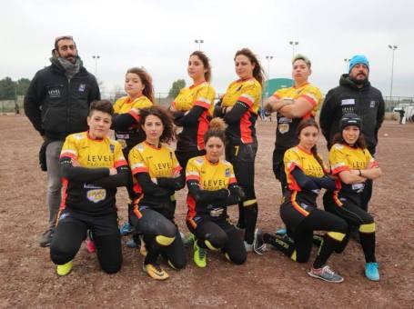Le ragazze della Salento Rugby