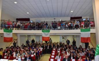 La platea al teatro comunale (foto Raffaele Leopizzi)