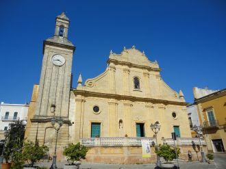 La chiesa Matrice di Tuglie