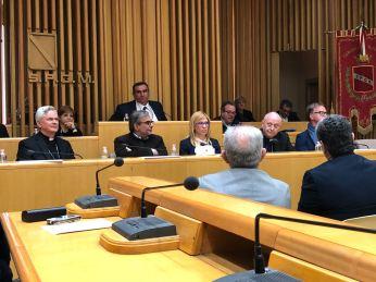Consiglio comunale Alessano Molfetta 3