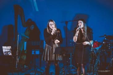 Dionisia Cassiano e Valentina Negro (foto Daniele Met)