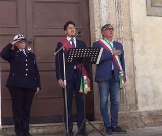 Andrea Giuranna e Oronzo Capoti