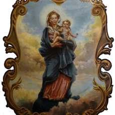 Tela Madonna delle grazie