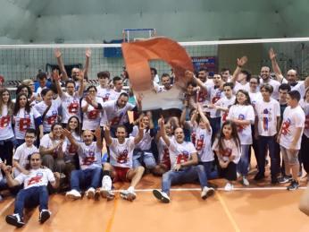 Volley Casarano, l'entusiasmo per la B