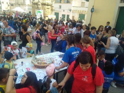Buona vita in piazza Salandra (1)
