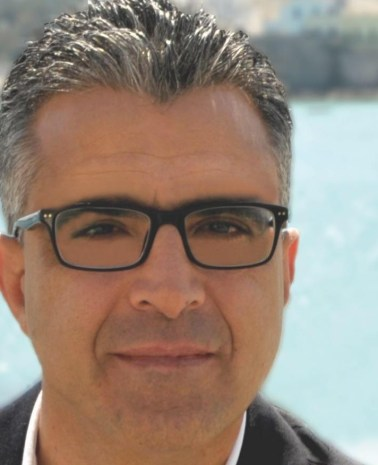 Il Sindaco di Otranto Pierpaolo Cariddi