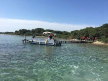 Porto Cesareo pulizia fondali 2018