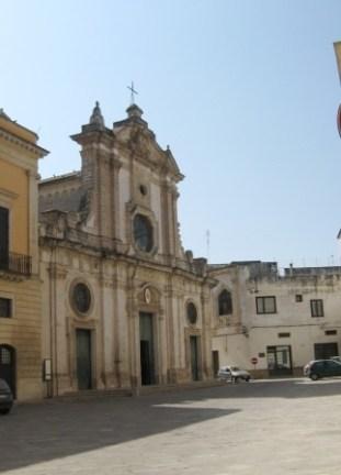 Cattedrale di Nardò (foto Marcello Gaballo)