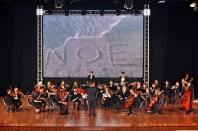 liceo musicale Giannelli - maestro Francesco Muolo del Conservatorio - edizione 2016 di Art Happening 12.6.2016 Teatro Italia