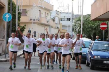 mini maratona, precedente edizione