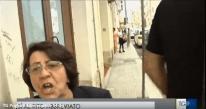 Processo Noemi, la madre di Lucio (immagini Tg3 Puglia)