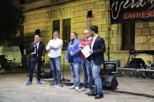 Antonio Settanni, Oronzo Capoti, Giuseppe Mellone, Antonio Tondo, Lorenzo Falangone