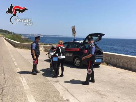 Carabinieri zona di Tricase